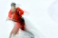 Kaitlyn Weaver, Andrew Poje CANADA  <br /> Ice Dance Short Dance <br /> Milano 23/03/2018 Assago Forum <br /> Milano 2018 - ISU World Figure Skating Championships <br /> Foto Andrea Staccioli / Insidefoto