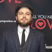 NLD/Amsterdam/20181126 - premiere All You Need Is Love, Teun Luijkx