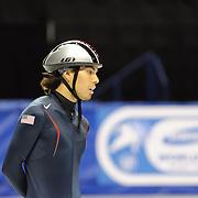 Apolo Anton Ohno - US Speedskating Team - Short Track Speed Skating - Photo Archive
