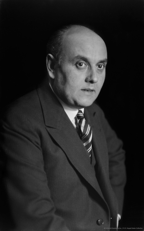 Hans Schwartz, director, UFA Studios, 1929