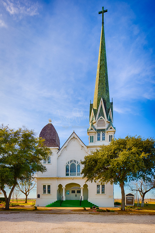 New Sweden is a small unincorporated community in northeast Travis County, Texas, United States. The community was established in 1873 and was known then as Knight's Ranch. The Swedish Evangelical Lutheran Congregation was established on February 23, 1876 and initially carried the name Manor until 1887 when it was renamed and took the name, New Sweden. With the establishment of the New Sweden Lutheran Church, the community became known as New Sweden. A cotton gin began operation at New Sweden in 1882, and a post office opened in 1887.