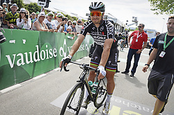 June 17, 2017 - Schaffhausen, Schweiz - Schaffhausen, 17.06.2017, Radsport - Tour de Suisse, Peter Sagan an der Tour de Suisse. (Credit Image: © Melanie Duchene/EQ Images via ZUMA Press)