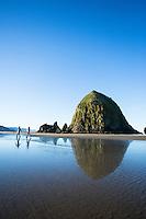 Cannon Beach, Oregon.