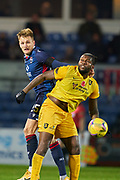 Rear - 25 - Ross County - Coll Donaldson and Front - 9 - Livingston - Jay Emmanuel-Thomas