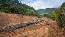 Banco de imagens das rodovias administradas pela EGR - Empresa Gaúcha de Rodovias. Obra em exceção na ERS 115, trecho dos km 27 - 29. FOTO: Jefferson Bernardes/ Agencia Preview