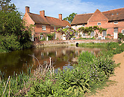 Flatford Mill Field Studies centre, East Bergholt, Suffolk, England