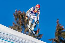 22.01.2019, Streif, Kitzbühel, AUT, FIS Weltcup Ski Alpin, Abfahrt, Herren, 1. Training, im Bild Josef Ferstl (GER) // Josef Ferstl of Germany during the 1st Training of mens downhill of FIS Ski Alpine Worldcup at the Streif in Kitzbühel, Austria on 2019/01/22. EXPA Pictures © 2019, PhotoCredit: EXPA/ Stefan Adelsberger
