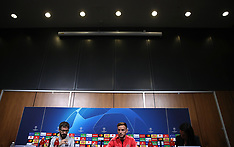 Barcelona Training and Press Conference - 02 October 2018