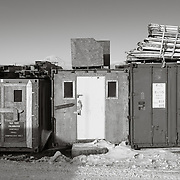 Cargo storage yards