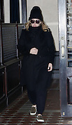Nov. 18, 2015 - New York, NY, USA -<br /> <br /> Singer Adele greets fans as she leaves a downtown hotel<br /> ©Exclusivepix Media