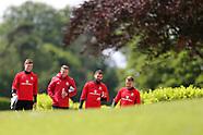 080617 Wales football training