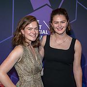 NLD/Amsterdam/20190613 - Inloop uitreiking De Beste Social Awards 2019, Madeleijn van den Nieuwenhuizen van de website Zeikschrift