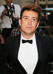 Nick Grimshaw, GQ Men of the Year Awards, Royal Opera House, London UK, 03 September 2013, (Photo by Richard Goldschmidt)
