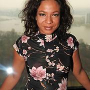 NLD/Rotterdam/20060111 - Persconferentie Musicals in Ahoy 2006, Nurleila Karim