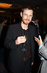 TOM CONRAN at the Tatler Restaurant Awards in association with Champagne Louis Roederer held at the Four Seasons Hotel, Hamilton Place, London W1 on 10th January 2005.<br /><br /><br />NON EXCLUSIVE - WORLD RIGHTS