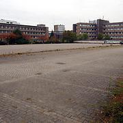Parkeerterrein Lucent Botterstraat Huizen