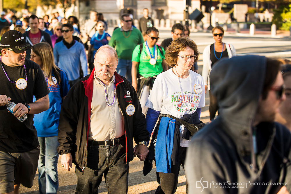 AFSP's 2015 Out of the Darkness Walk, Washington, DC