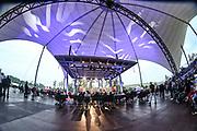 Boxen: SES Boxgala, Boxgala, Magdeburg, 05.06.2021<br /> Feature, Seebühne, Ring<br /> © Torsten Helmke