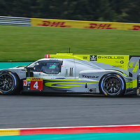 #4,  ByKolles Racing Team, ENSO CLM P1/01-Nismo, LMP1, driven by: Oliver Webb, Dominik Kraihamer, Tom Dillmann at FIA WEC Spa 6h 2019 on 03.05.2019 at Circuit de Spa-Francorchamps, Belgium
