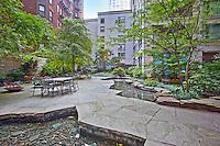 Garden at 240 Riverside Boulevard