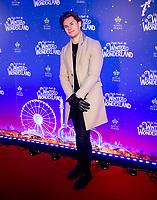 Joe Garratt at the  Hyde Park Winter Wonderland launch, London, UK - 20 Nov 2019
