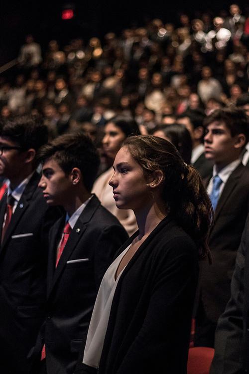 Audience PANAMUN XXVI Opening Ceremony