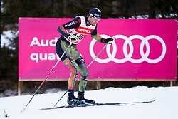 Alexander Wolz (GER) during the Man team sprint race at FIS Cross Country World Cup Planica 2016, on January 17, 2016 at Planica, Slovenia. Photo By Urban Urbanc / Sportida