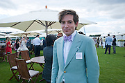 RICHARD DENNEN, Cartier International Polo. Guards Polo Club. Windsor Great Park. 25 July 2010. -DO NOT ARCHIVE-© Copyright Photograph by Dafydd Jones. 248 Clapham Rd. London SW9 0PZ. Tel 0207 820 0771. www.dafjones.com.