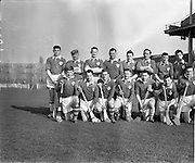24/02/1963<br /> 02/24/1963<br /> 24 February 1963<br /> Railway Cup Semi-Final: Munster v Ulster at Croke Park, Dublin.<br /> The Munster team which defeated Ulster on Sunday 24/2/1963.