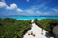 Conde Nast Traveler, Six Senses Laamu, Beach House, Maldives, Lagoon, Beach, Model, Hotlist, Best New Hotels in the World, Six Senses,