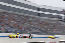 May 6, 2018 - Dover, Delaware, United States of America - Ricky Stenhouse, Jr (17) brings his race car down the front stretch during the AAA 400 Drive for Autism at Dover International Speedway in Dover, Delaware. (Credit Image: © Chris Owens Asp Inc/ASP via ZUMA Wire)