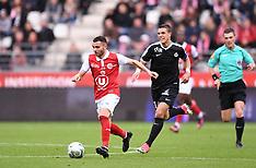 Reims vs Nancy - 28 October 2017