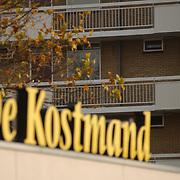 Winkelcentrum de Kostmand Gemeenlandslaan Huizen, overlast buurtbewoners