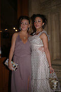Sheridan Smith and Kathryn Drysdale, Opening night of Dralion. Cirque de Soleil's 20th anniversary. Royal Albert Hall. 6 jan 2005. ONE TIME USE ONLY - DO NOT ARCHIVE  © Copyright Photograph by Dafydd Jones 66 Stockwell Park Rd. London SW9 0DA Tel 020 7733 0108 www.dafjones.com