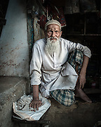 Old Man - Dharavi, Mumbai, India