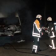 Autobrand Bereklauw Huizen