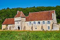 France, Indre-et-Loire (37), Chemillé-sur-Indrois, la Corroirie du Liget // France, Indre-et-Loire (37), Chemillé-sur-Indrois, la Corroirie du Liget