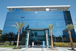 Technology office building in Dubai Internet City in United Arab Emirates UAE