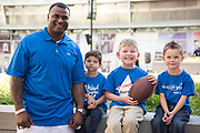 Jessie Armstead in Dallas on March 6, 2017.