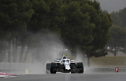 June 23, 2018 - Le Castellet, France - Motorsports: FIA Formula One World Championship 2018, Grand Prix of France, .#35 Sergey Sirotkin (RUS, Williams Martini Racing) (Credit Image: © Hoch Zwei via ZUMA Wire)
