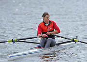 Reading. United Kingdom.  GBR W1X. Rebecca CHIN,  2014 Senior GB Rowing Trails, Redgrave and Pinsent Rowing Lake. Caversham.<br /> <br /> 13:36:54  Saturday  19/04/2014<br /> <br />  [Mandatory Credit: Peter Spurrier/Intersport<br /> Images]