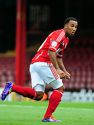 Bristol City's Nicky Maynard - Photo mandatory by-line: Joseph Meredith / JMPUK - 30/07/2011 - SPORT - FOOTBALL - Championship - Bristol City v West Bromwich Albion - Ashton Gate Stadium, Bristol, England