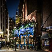 Il ristorante italiano Signor Sassi a Knightsbridge<br /> <br /> The Italian restaurant in Signor Sassi in Knightsbridge