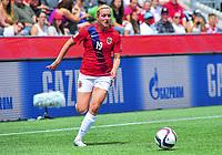 Fotball<br /> VM kvinner<br /> 07.06.2015<br /> Norge v Thailand<br /> Foto: imago/Digitalsport<br /> NORWAY ONLY<br /> <br /> Kristine Minde