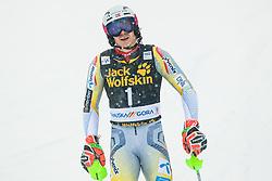 Henrik Kristoffersen (NOR) during the Audi FIS Alpine Ski World Cup Men's  Slalom at 60th Vitranc Cup 2021 on March 14, 2021 in Podkoren, Kranjska Gora, Slovenia Photo by Grega Valancic / Sportida