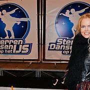 NLD/Utrecht/20110126 - Perspresentatie Sterren Dansen op het IJs 2011, jurylid Sita Vermeulen