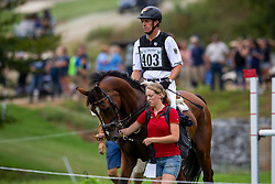 Ruder Kai, GER, Colani Sunrise<br /> World Equestrian Games - Tryon 2018<br /> © Hippo Foto - Sharon Vandeput<br /> 16/09/2018