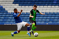 Ben Jackson. Oldham Athletic FC 0-2 Stockport County FC. Pre Season Friendly. 27.7.19