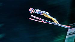 30.12.2017, Schattenbergschanze, Oberstdorf, GER, FIS Weltcup Ski Sprung, Vierschanzentournee, Garmisch Partenkirchen, Wertungsdurchgang, im Bild Pius Paschke (GER) // Pius Paschke of Germany during his Competition Jump for the Four Hills Tournament of FIS Ski Jumping World Cup at the Schattenbergschanze in Oberstdorf, Germany on 2017/12/30. EXPA Pictures © 2017, PhotoCredit: EXPA/ JFK