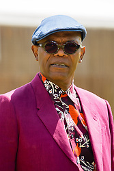 June 15, 2015 - London, England - Samuel L Jackson arrives at the Burberry Menswear S/S16 Show in Hyde Park on June 15 2015 in London  (Credit Image: © Famous/Ace Pictures/ZUMA Wire)